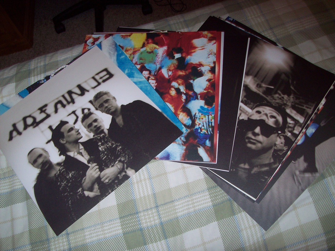Achtung Baby 20th Anniversary Reissue Peelin Off Those